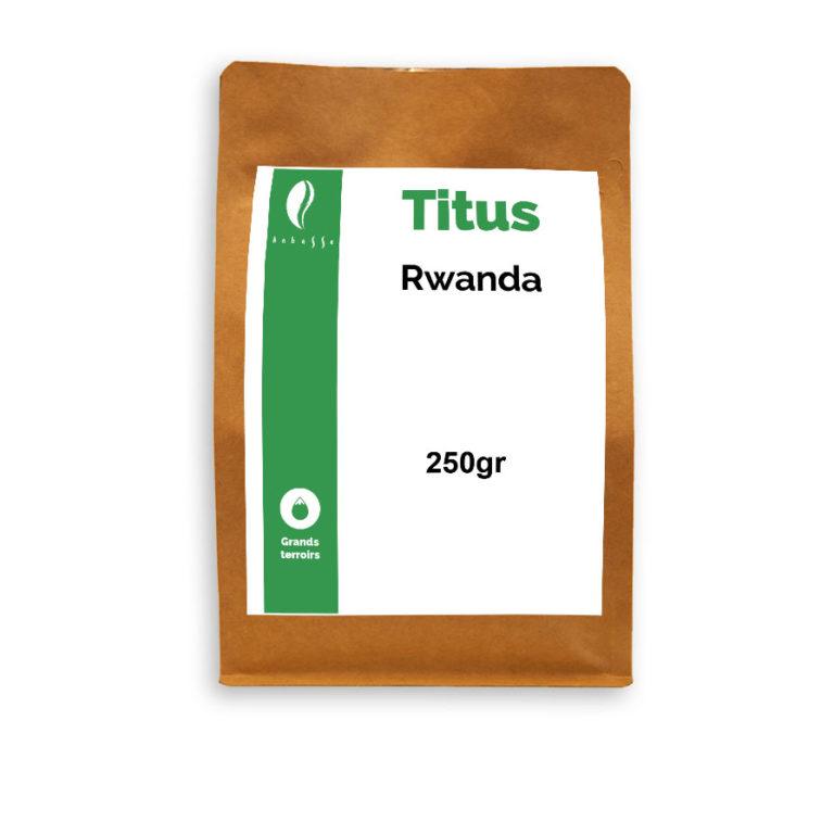 Anbassa Artisan Torrefacteur Cafe Grands Terroirs Titus Rwanda 1