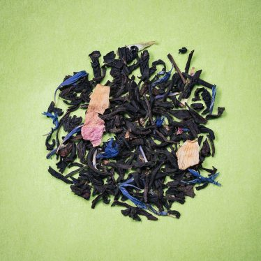 Thé Noir aromatisé coquelicot