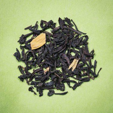 Thé Noir aromatisé fruits d'automne