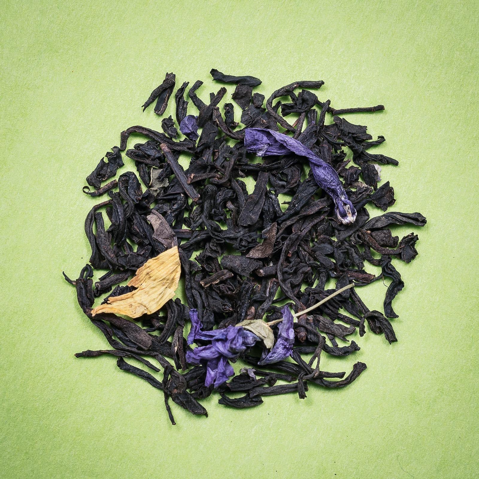 Thé Noir aromatisé lac sacré