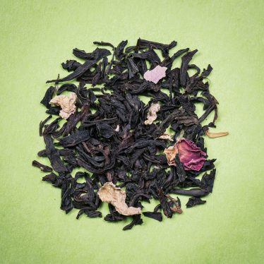 Thé Noir aromatisé lotus royal