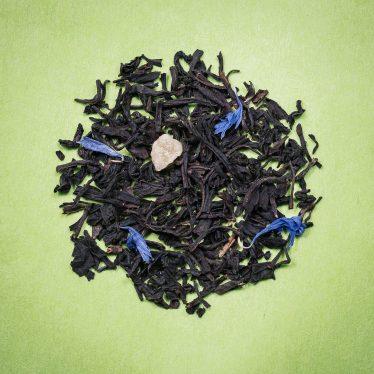 Thé Noir aromatisé mangoustan