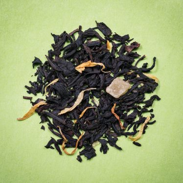 Thé Noir aromatisé mangue