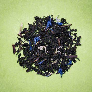 Thé Noir aromatisé montagne bleu