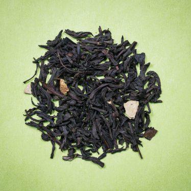 Thé Noir aromatisé orange sanguine