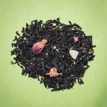 Thé Noir aromatisé romeo et juliette