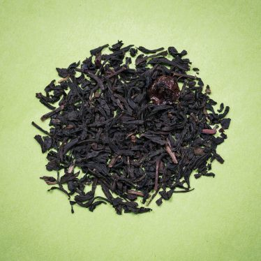 Thé Noir aromatisé trois fruits noirs