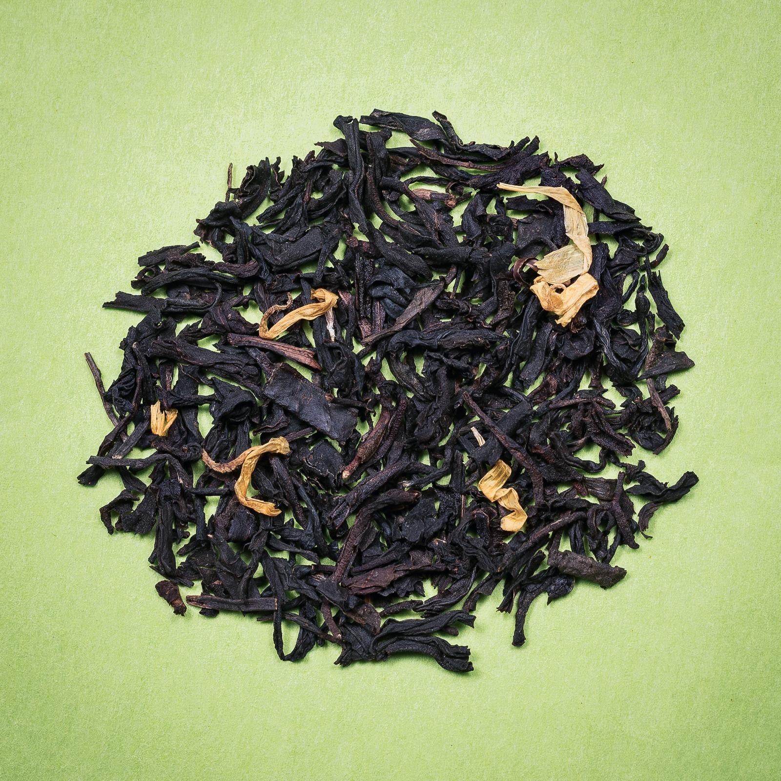Thé Noir aromatisé tropical