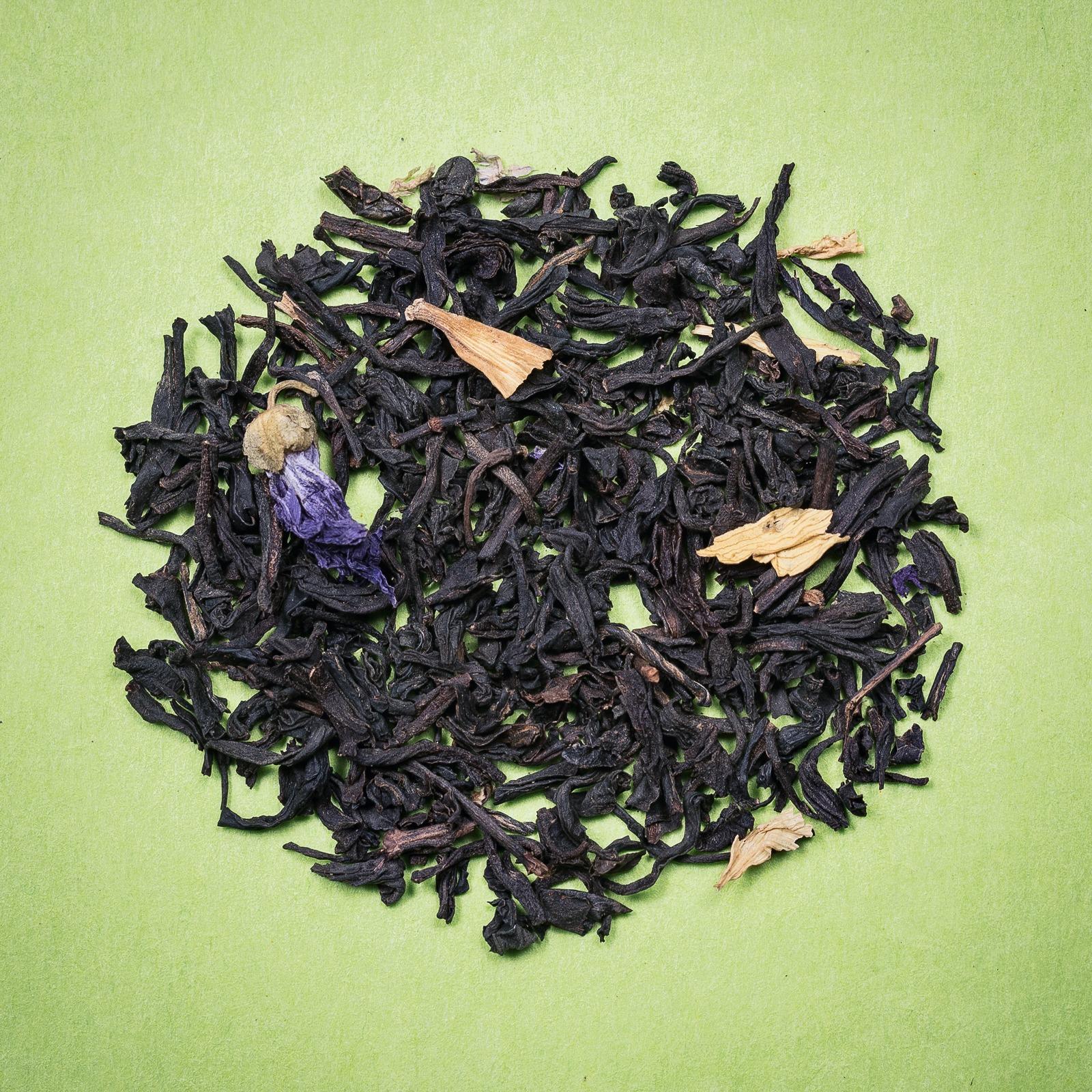 Thé Noir aromatisé vénitien