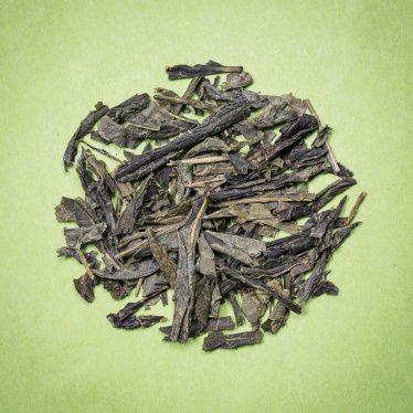 Thé Vert aromatisé earl grey