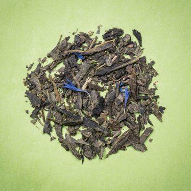 Thé Vert aromatisé polynésie