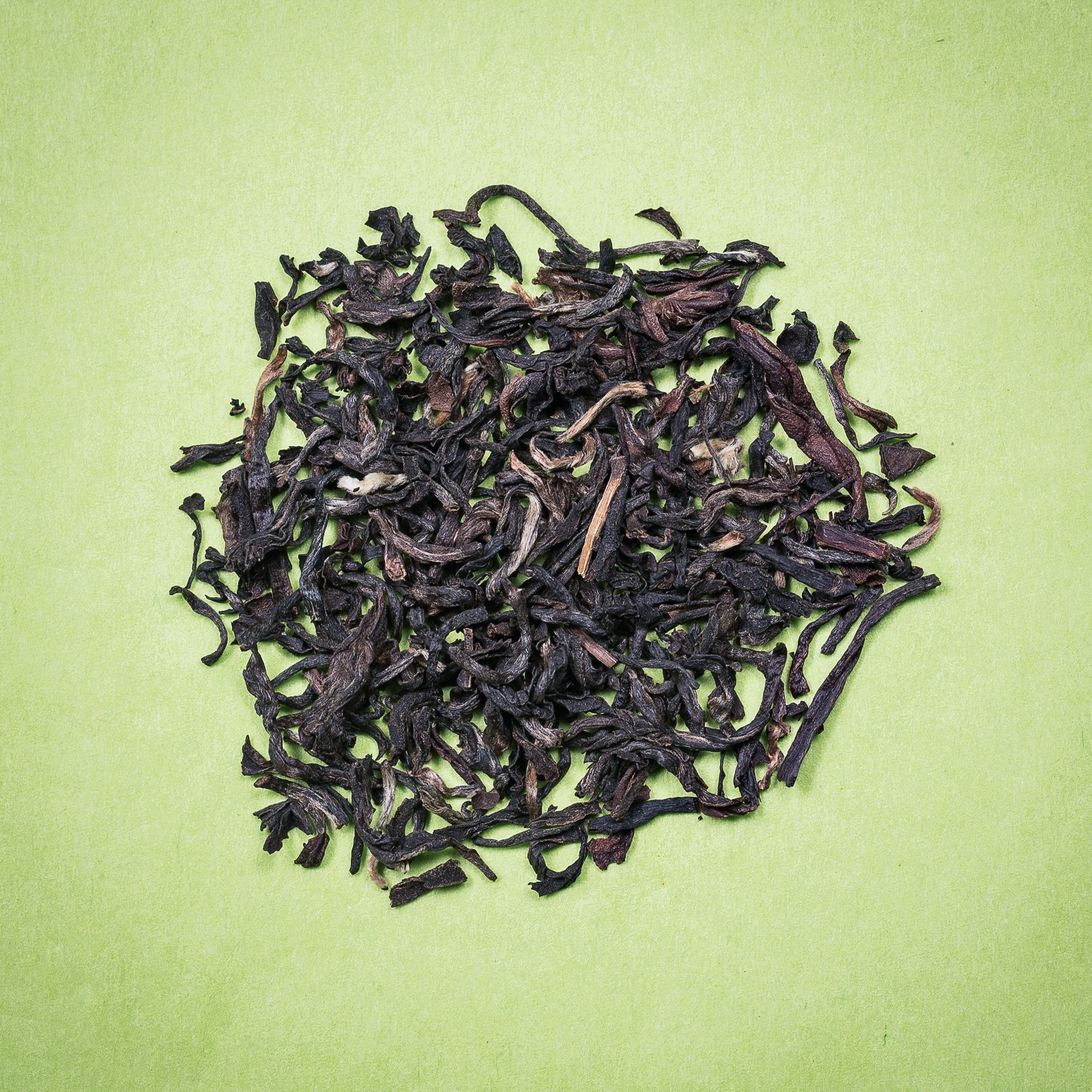 Thé Noir nature Inde brunch tea