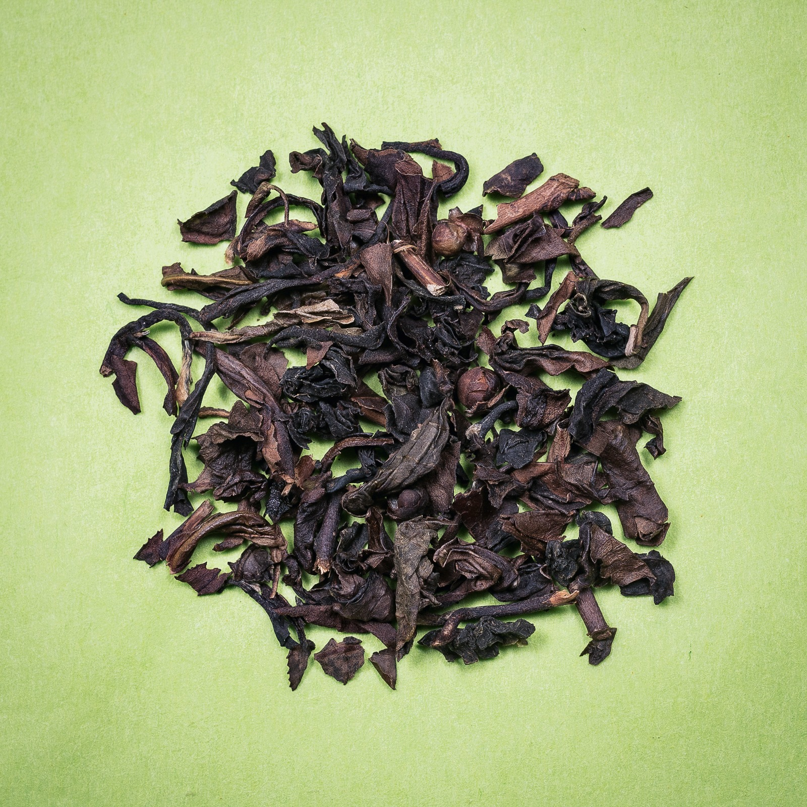 Thé Oolong fancy nature Taïwan