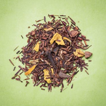 Infusions rooibos epices orange
