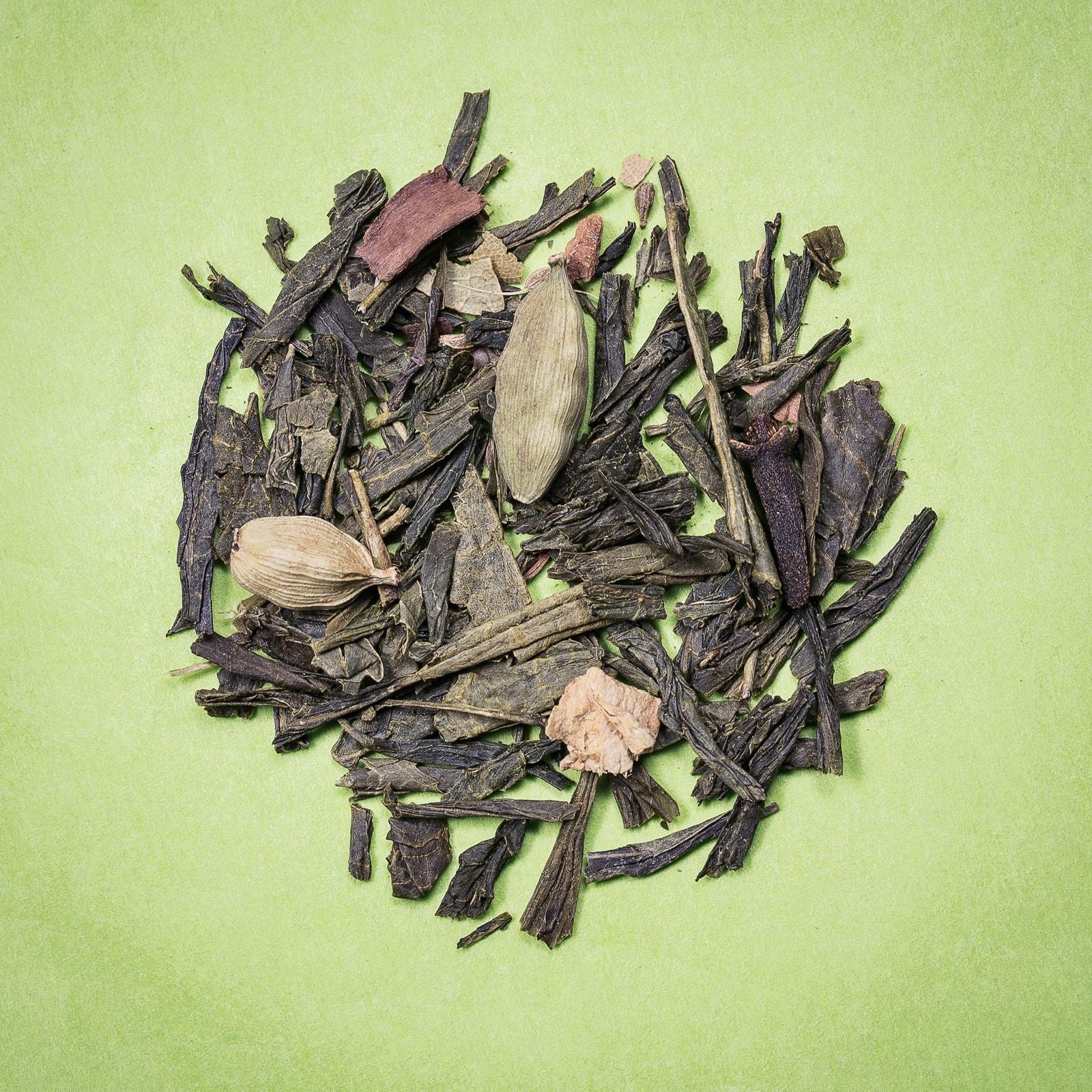 Anbassa-artisan-torrefacteur-the-vert-aromatise-Yogi-Chai-GUP
