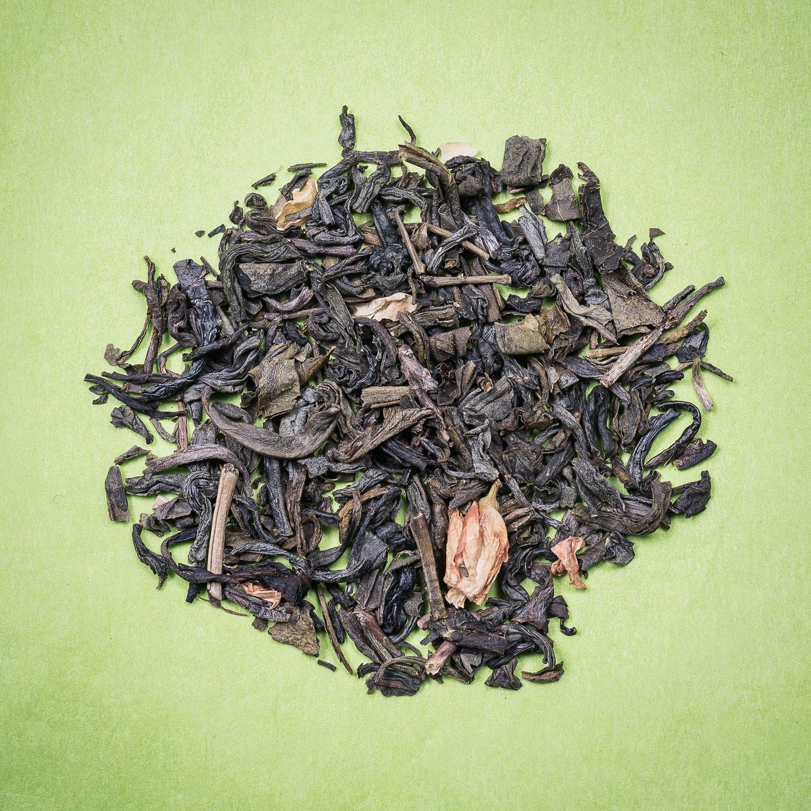 Anbassa-artisan-torrefacteur-the-vert-aromatise-Mandarin-Jasmin-GUP