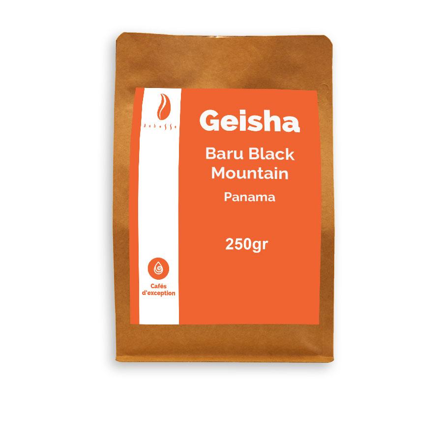 Anbassa Artisan Torrefacteur Cafe Exception Geisha Baru Black Mountain 1