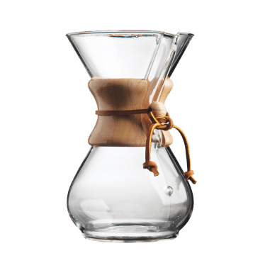 Cafétière Chemex 6 tasses