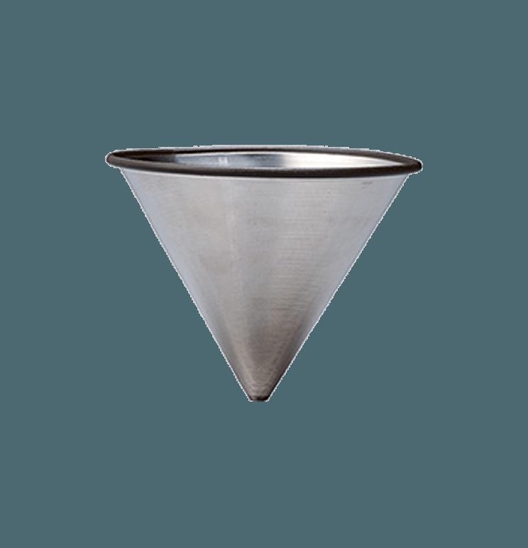 Filtre conique permanent pour chemex 6-8 tasses