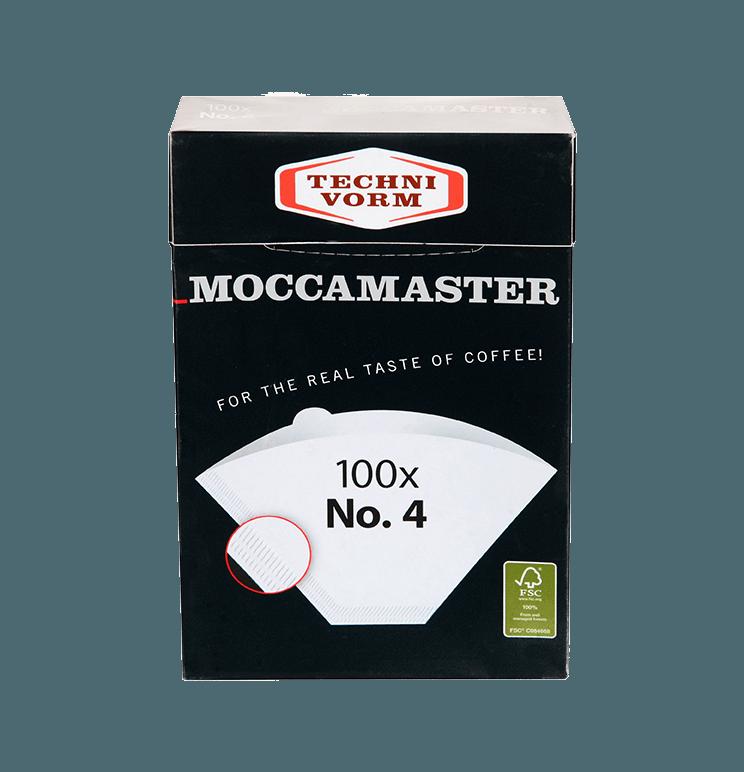 Filtres 4 tasses Moccamaster