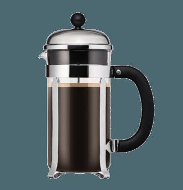 anbassa artisan torrefacteur cafetiere a piston chambord 8 tasses
