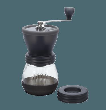 anbassa artisan torrefacteur moulin a cafe manuel Hario