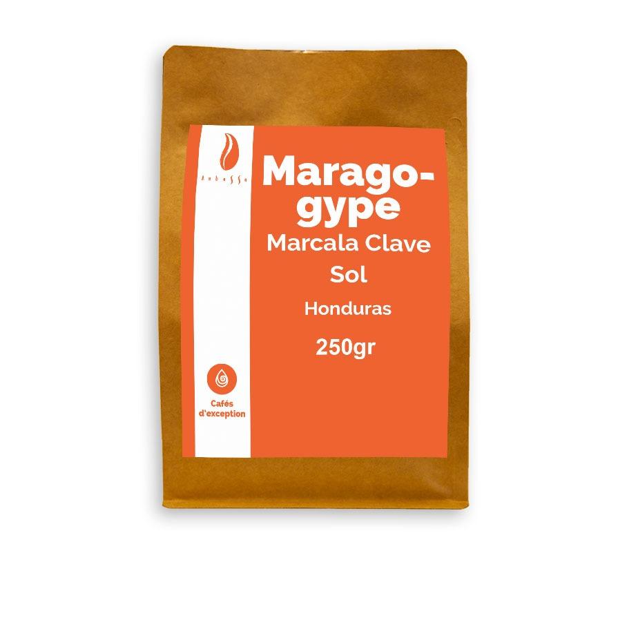 Anbassa Artisan Torrefacteur Exception Maragogype Honduras 2