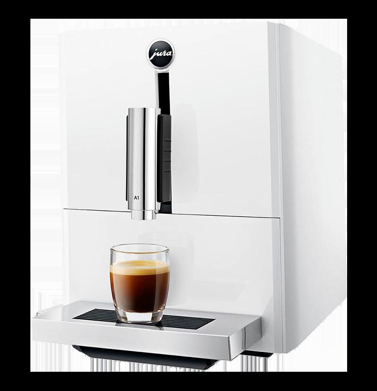 Anbassa Artisan Torrefacteur Machine A Cafe Jura A1 Piano White