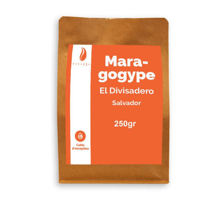 Anbassa Artisan Torrefacteur Cafe Exception Maragogype Eldivisadero Salvador 1
