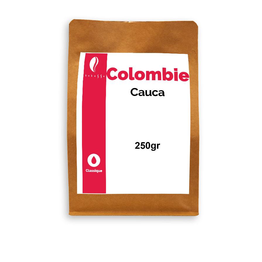 Anbassa Artisan Torrefacteur Cafe Classique Colombie Cauca