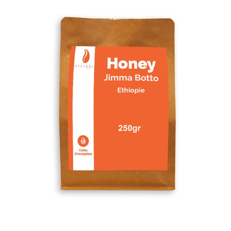 Anbassa Artisan Torrefacteur Cafe Exception Honey Jimma Botto Ethiopie 1
