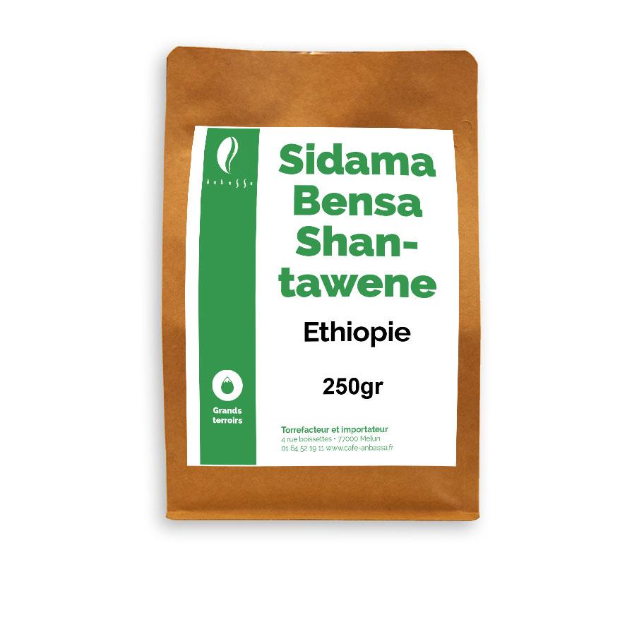 Anbassa Artisan Torrefacteur Cafe Grands Terroirs Sidama Bensa Shantawene Ethiopie 2