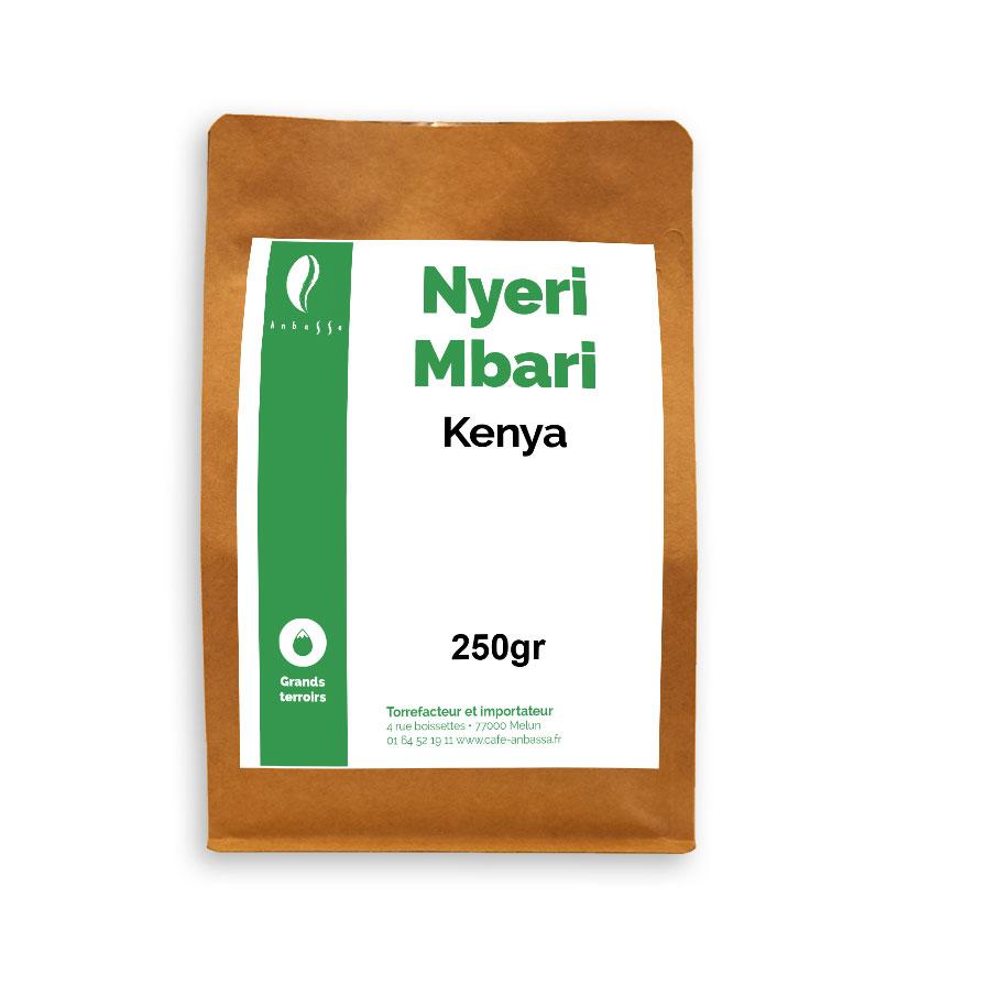 Anbassa Artisan Torrefacteur Cafe Grands Terroirs Nyeri Mbari Kenya