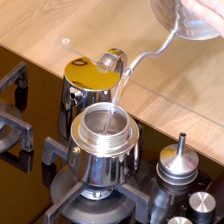 Anbassa Artisan Torrefacteur Sinformer Cafetiere Italienne Video Cover